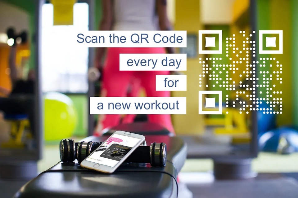QR Codes for scheduled campaigns