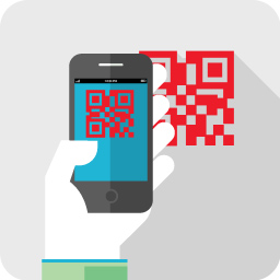accessible QR Code