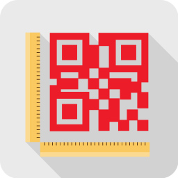 size and positioning of a QR Code